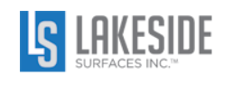 Lakeside Surfaces logo